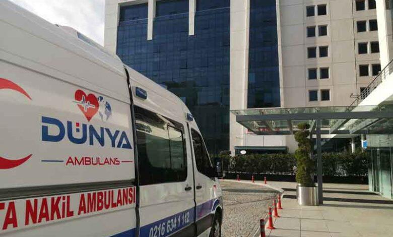 ozel ambulans ucretleri 1