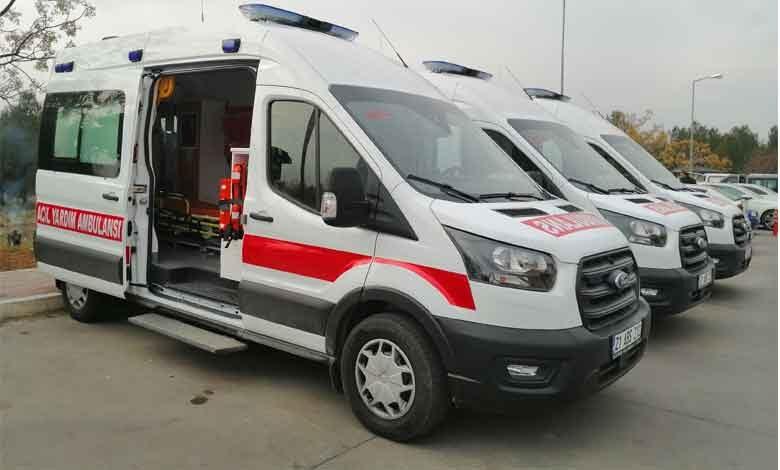 Avcılar Özel Ambulans