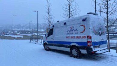 kağıthane özel ambulans
